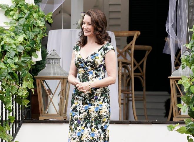 "Kristin Davis ventures into reality TV as host of Fox's ""Labor of Love."""
