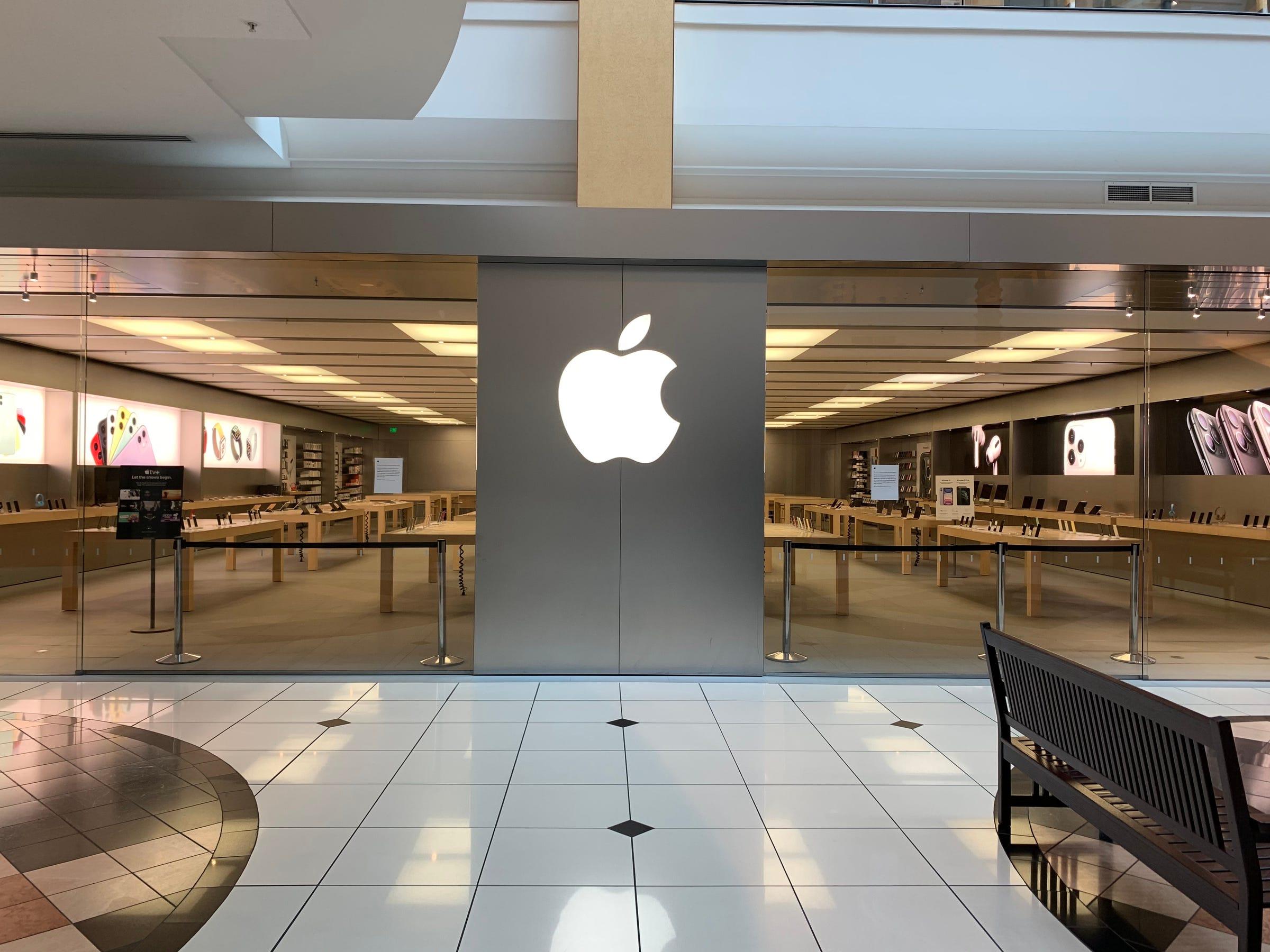 اپل به دلیل شیوع ویروس COVID-19 ، فروشگاه های بیشتری را تعطیل می کند کرونا
