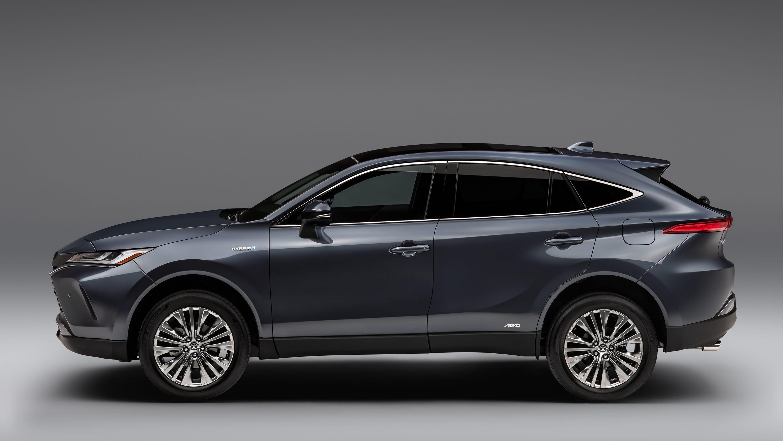 Toyota's 2021 Venza SUV and Sienna minivan hybrids set new ...