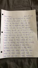 MacKyndra's letter to a resident at Haciendas at Grace Village