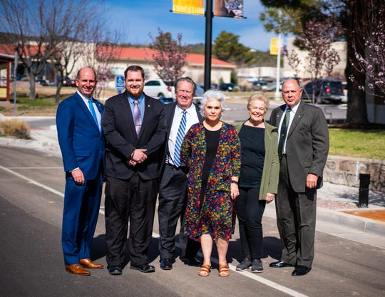 The Western New Mexico University Board of Regents approved the school's 2020-2021 fiscal budget in Silver City, NM.