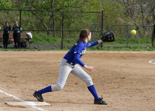 The lohud softball spotlight is on Haldane senior Abigail Platt.