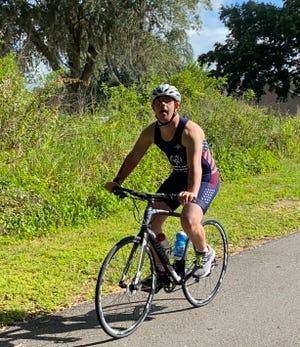 Chris Nikic is defying odds, training for the Ironman Triathlon.