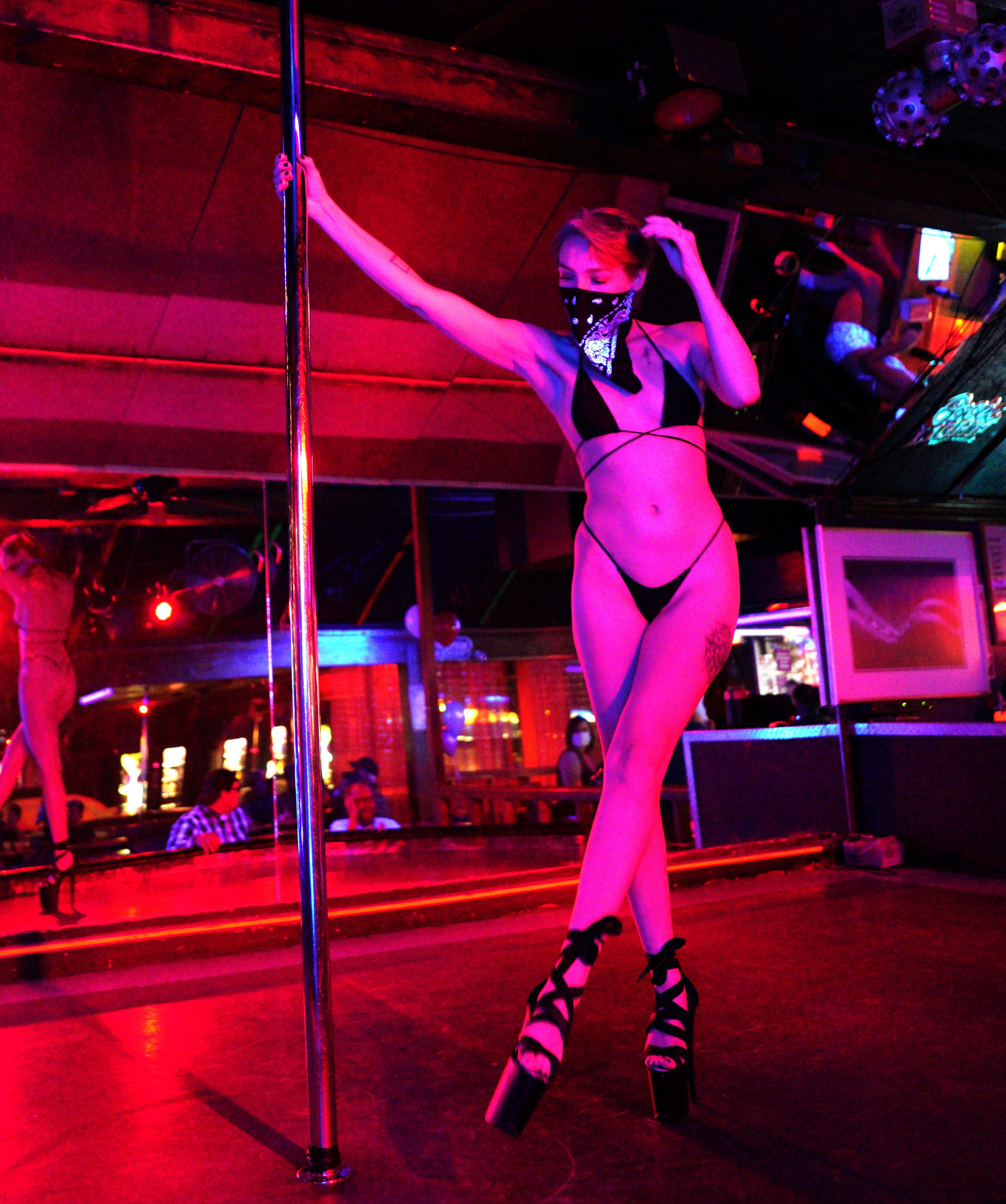 Do like what strippers Strippers Reveal