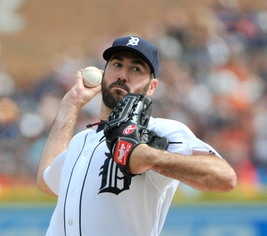 Justin Verlander was the Tigers' top pick in 2004, pitching 12-plus seasons in Detroit.