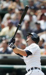 Ryan Raburn was the Tigers' fifth-round pick in 2001 who played 12 major-league seasons.