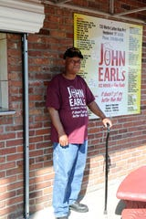 John McFarland owns John Earl's. He's owned a number of businesses in Henderson but he always wanted a restaurant, so he opened John Earl's almost 7 years ago.