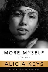 More Myself: A Journey. By Alicia Keys with Michelle Burford.