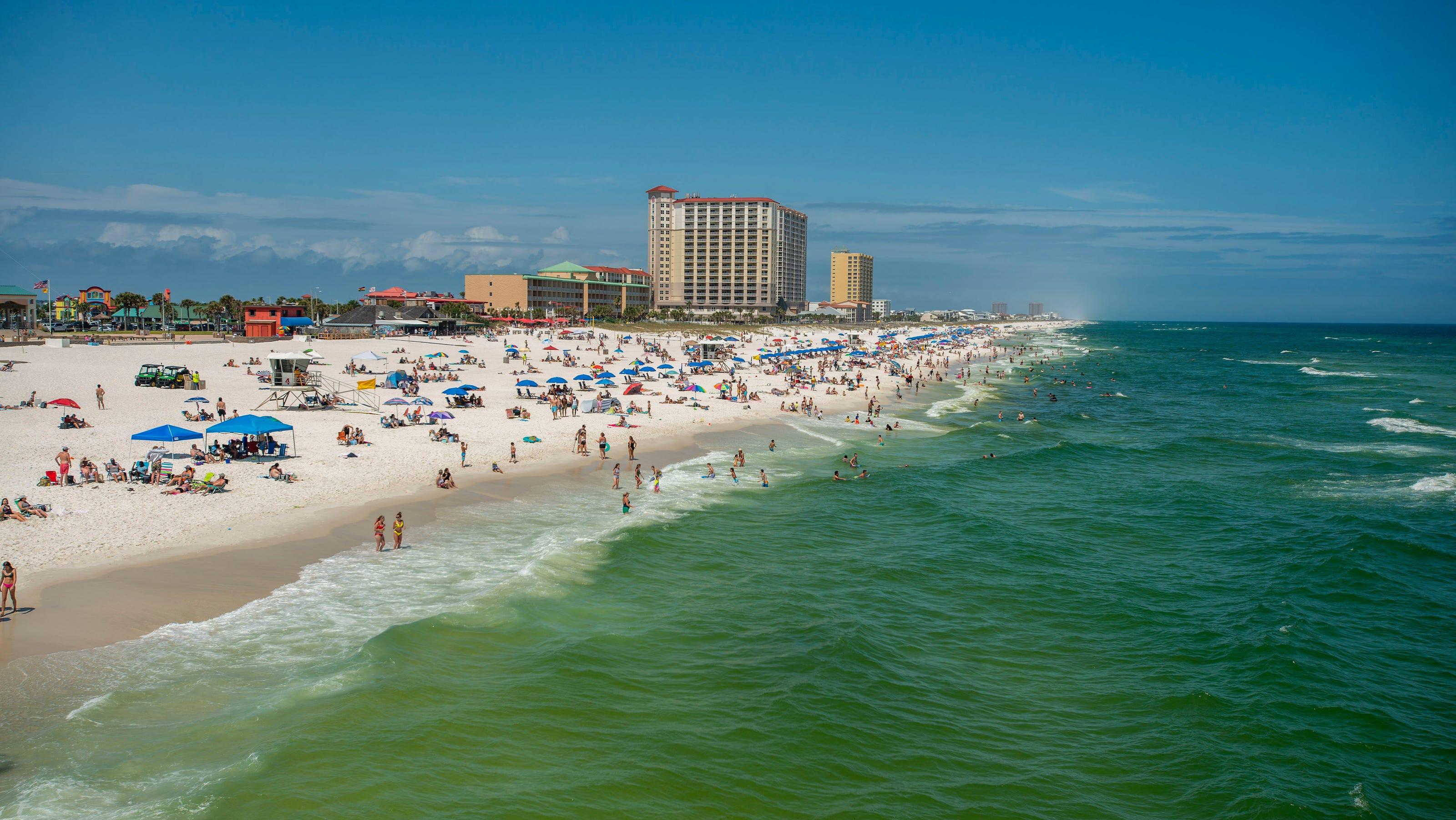 Legal Beaches