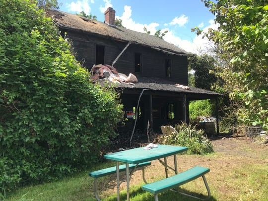 A Marion County man died following an early morning house fire May 17, 2020, in the 9300 block of Silver Falls Highway SE near Shaw.