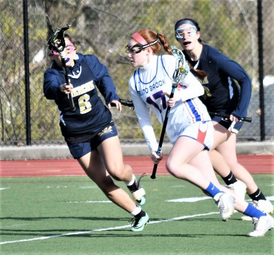 Blind Brook's Katie Shaw, who'll play next year for SUNY-New Paltz