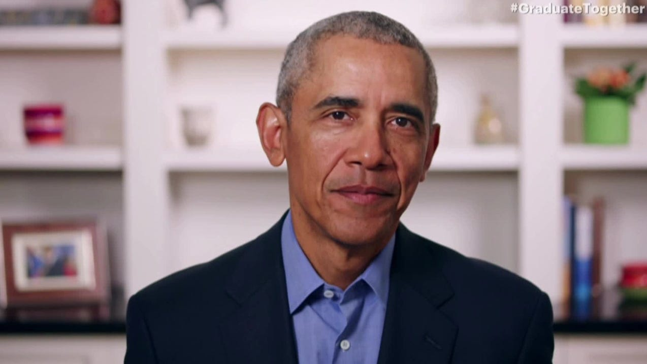 Obama says George Floyd's death shouldn't be 'normal'