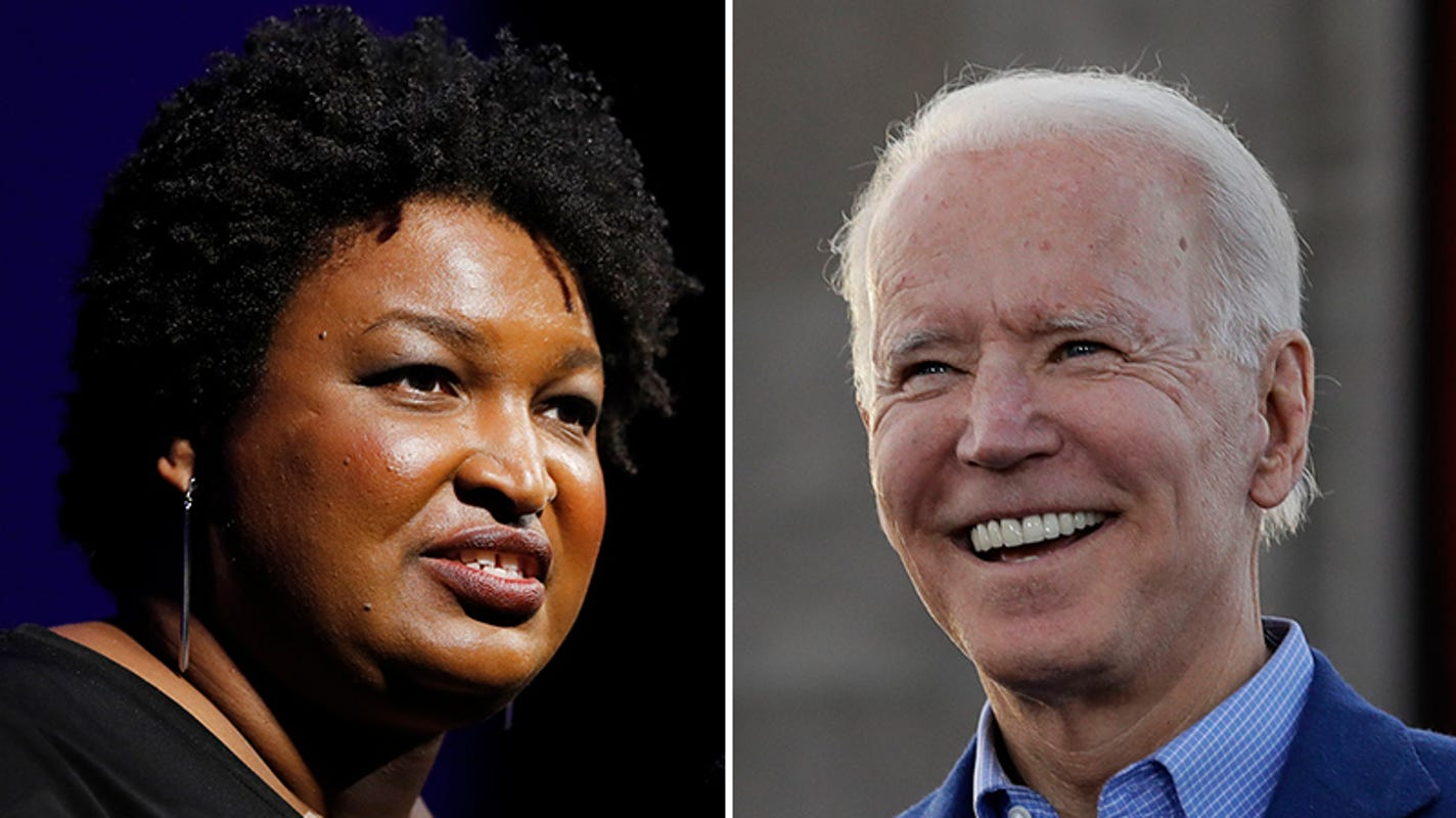 Stacey Abrams moment: She shouldn't be Biden's VP, but she's changed the game for women
