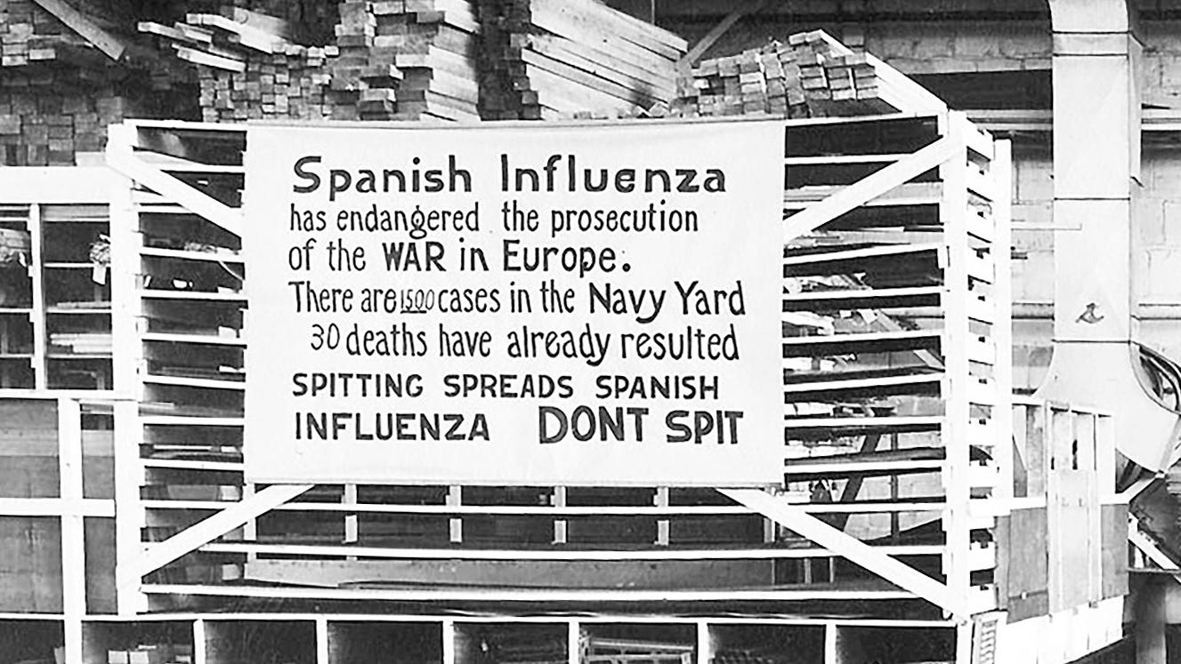 Spanish flu 1918: How cities fared in containing killer virus
