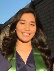 ATEMS Bertha Sanchez Salutatorian