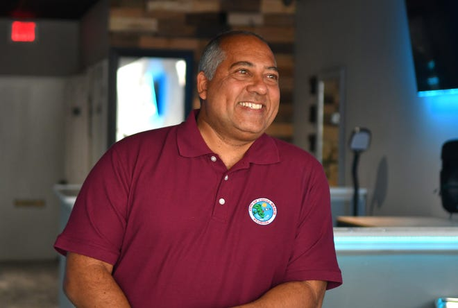Cocoa Beach Mayor Ben Malik is unopposed for reelection this year.