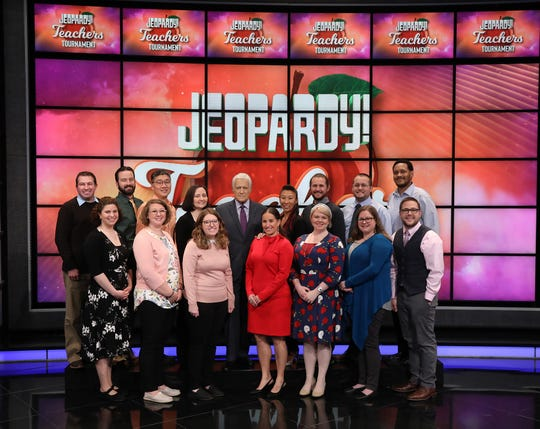 """The """"Jeopardy!"""" Teachers Tournament features 15 K-12 instructors competing for a $100,000 grand prize and a spot in the next Tournament of Champions."""