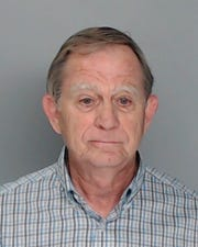 Former state district judge Guy Williams was arrested on suspicion of making terroristic threats and criminal trespassing.