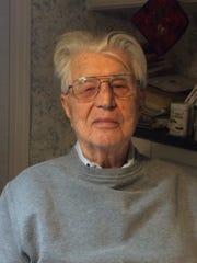 John Stubits in 2014