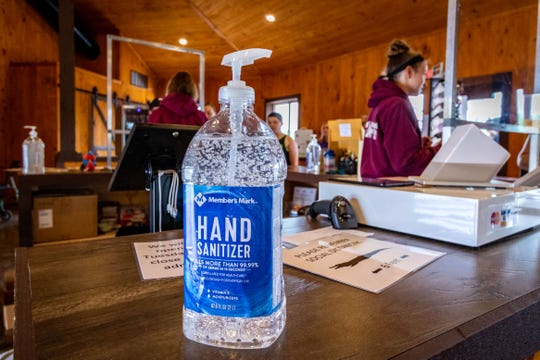 The FDA has recalled at least 75 different hand sanitizers for Methanol contamination, Smith writes.