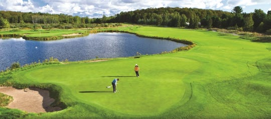 The Bear course at Grand Traverse Resort will host the 103rd Michigan Open.