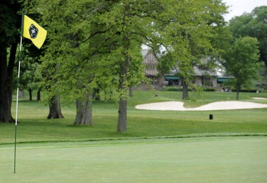 The Country Club of Detroit was set to host the U.S. Senior Amateur this year before the event was canceled on Monday.