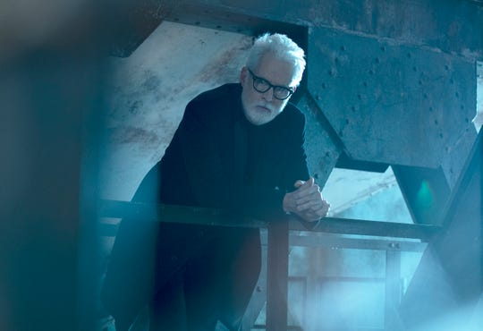 "This image released by FOX shows John Slattery in a scene from ""NEXT,"" premiering this fall on FOX."