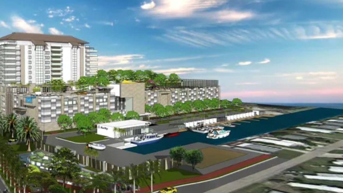 Lee County, builder appeal denial of marina, 75 condos on San Carlos Island 1