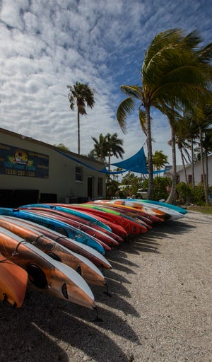 Gulf Coast Kayak in Matlacha, Florida, offers guided kayak or paddle board eco-tours, and guided kayak fishing trips as well as kayak or stand up paddle board rentals.
