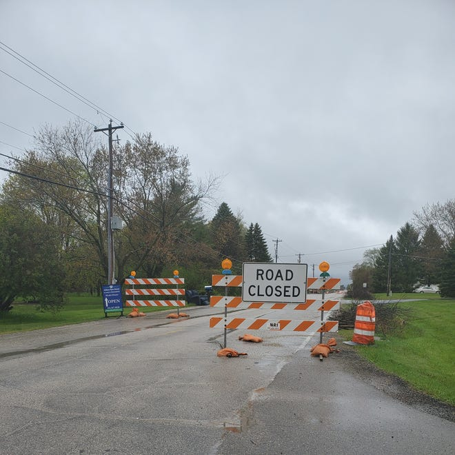 Sussex's Maple Avenue will be reconstructed this summer in a $10.58 million project. It is scheduled to be completed this fall.
