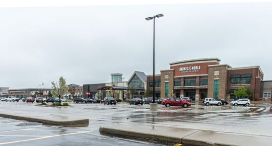 Barnes & Noble was one of a number of stores at Brookfield Square that reopened on Monday, May 18.