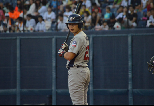 Keston Hiura first visited Japan in 2016 when he played for Team USA. He is believed to be the highest drafted Asian American in MLB history.
