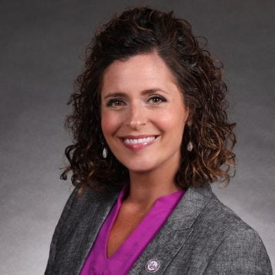Julia Letlow, Executive Assistant to the President for External Affairs, University of Louisiana Monroe