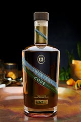 Sweetens Cove bourbon is backed by multiple high-profile investors, including Peyton Manning, Andy Roddick, Jim Nance, Skip Bronson and Drew Holcomb. The premium bourbon is named for Sweetens Cove Golf Course in South Pittsburgh, Tennessee.