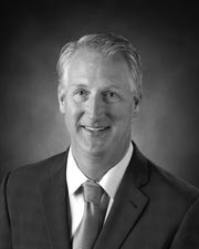 Paul Stone, new CEO and president of Hertz Global Holdings.