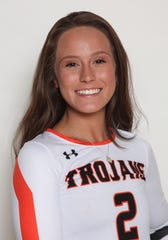 Victoria Novotny, Lely High School 2020 Winged Foot Scholar-Athlete finalist.