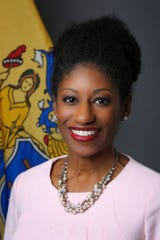 Zakiya Smith Ellis, secretary of higher education for New Jersey.