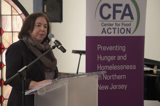 Center for Food Action Executive Diretor Patricia Espy