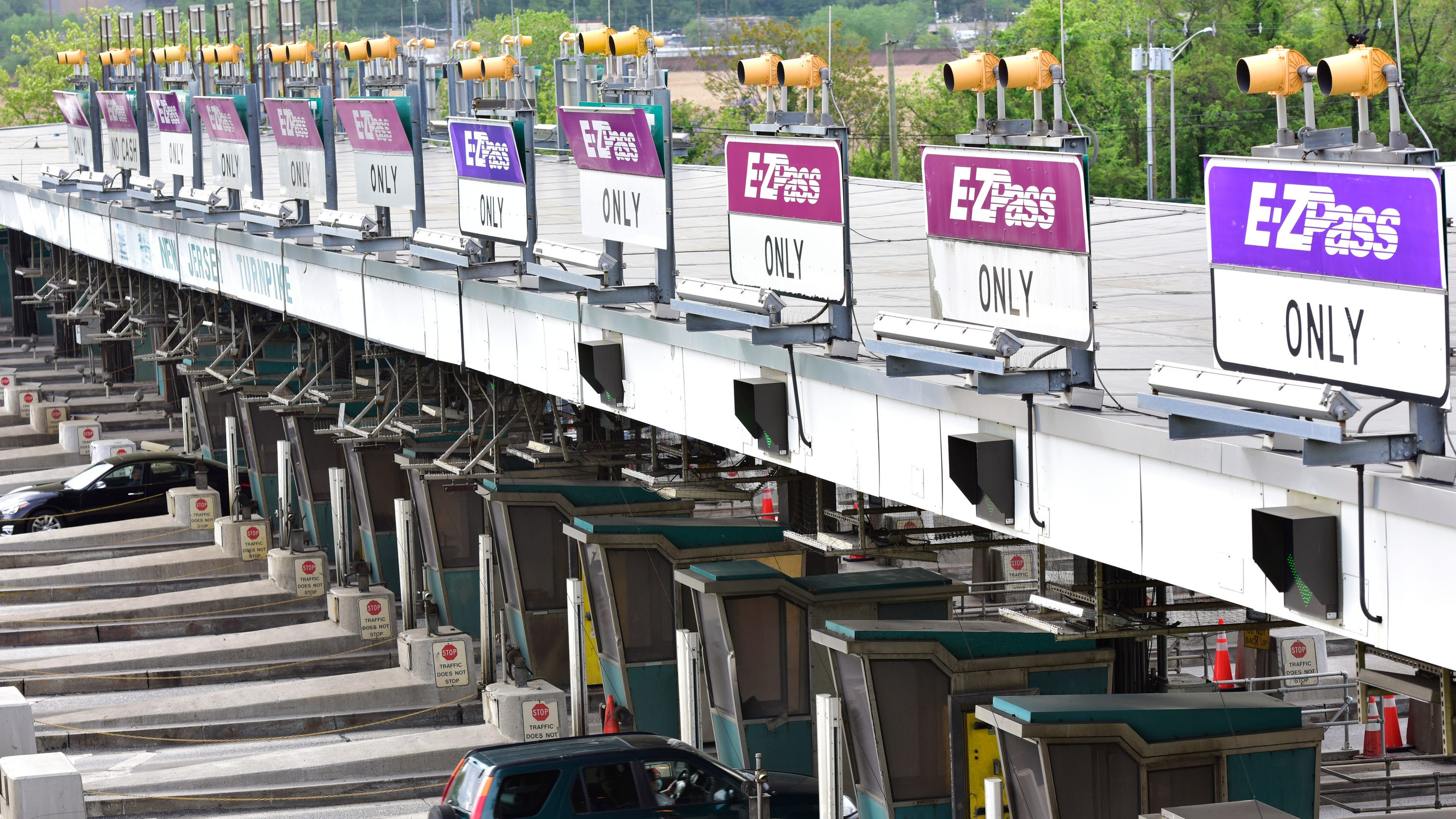 NJ Turnpike, Garden State Parkway tolls are going up: Murphy OKs toll hikes for 3 NJ highways