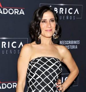 """Montserrat Marañón tendrá un papel estelar en la telenovela """"La Mexicana y el Güero"""", producción de Nicandro Díaz."""