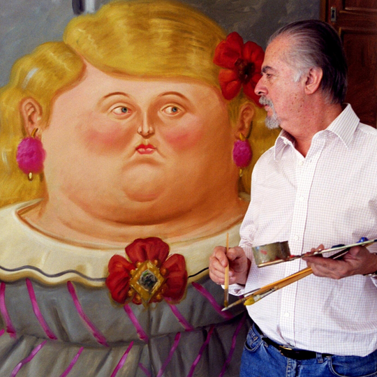 """Don Millar, the director and screenwriter of """"Botero"""" serves as the special guest providing background on his film."""