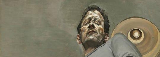 "Painter, sculptor and professor Alexander Shundi will speak about ""Lucian Freud: A Self Portrait."""