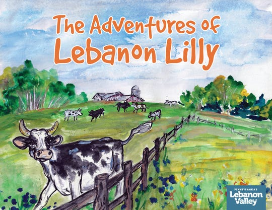 The Adventures of Lebanon Lilly, by Jennifer Kuzo, is about a cow who travels through the Lebanon Valley, hitting different hotspots. This year, Visit Lebanon Valley is turning her adventure into a scavenger hunt.