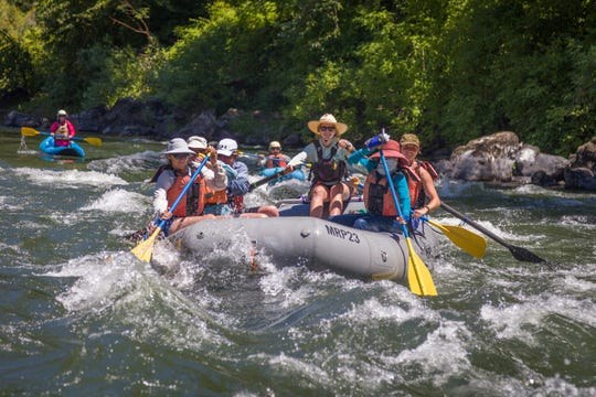 Oregon outfitters are planning to offer smaller and more family-focused rafting trips in the COVID-19 age.
