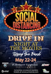 Social Distancing Drive-In