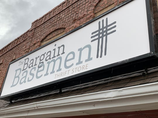 The Bargain Basement Thrift Store is open in Baltic is open five days per week.