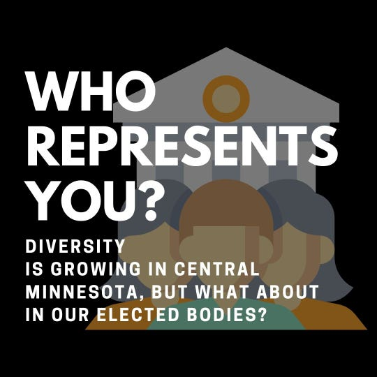 Experts say diversity increases the number of ideas considered, responsiveness and whether people view the elected body as democratic.