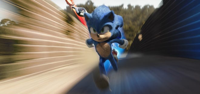 """Sonic The Hedgehog"" will be among the films shown during opening weekend at the Delsea Drive-In in Vineland."
