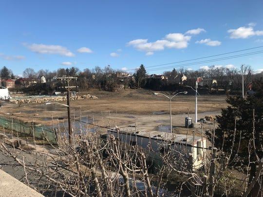 Memorial Field, Mount Vernon, Feb. 14, 2020