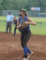 The lohud softball spotlight is on Pearl River's Corinne Miedreich.